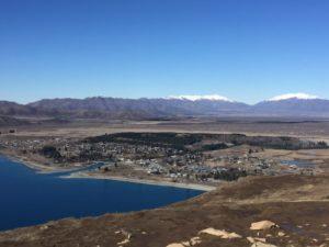 Mt John テカポ湖
