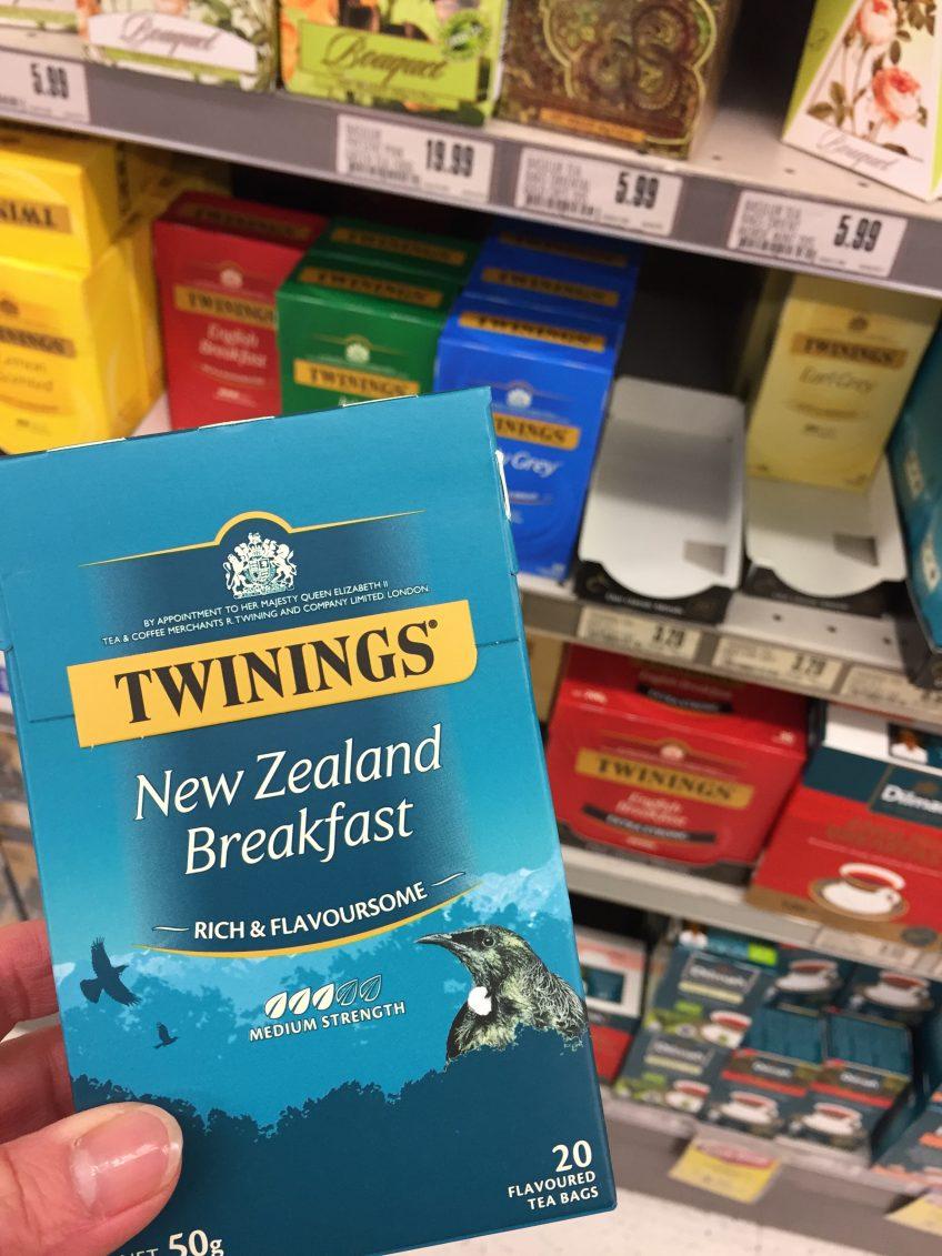 クライストチャーチのスーパーマーケットで見つけるお土産アイテム