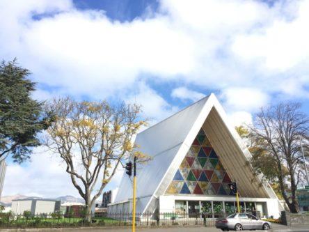仮大聖堂 (Transitional Cathedral)