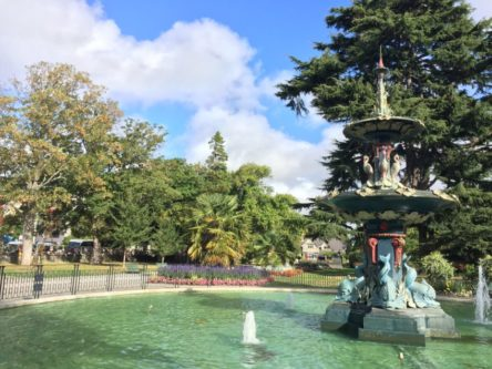 植物園 (Christchurch Botanic Gardens)