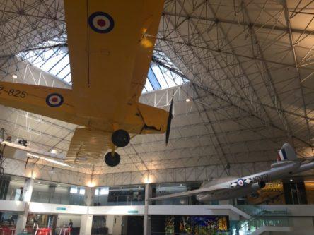 エアフォースミュージアム (Air Force Museum of New Zealand)