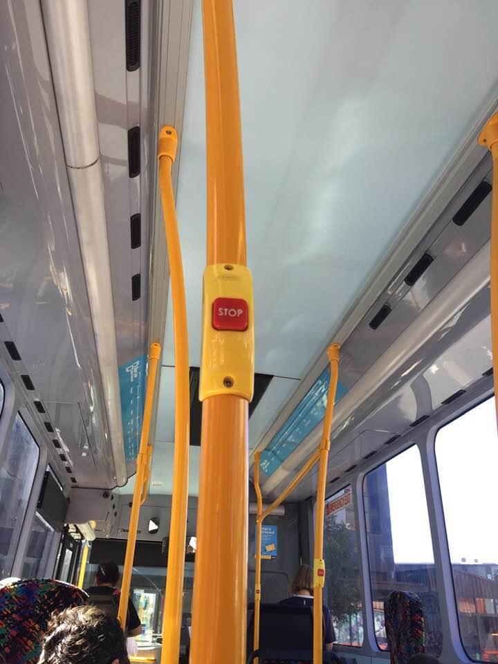 クライストチャーチのバス