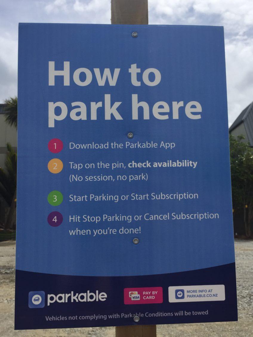 車でクライストチャーチの街中へ?知っておきたい駐車場事情