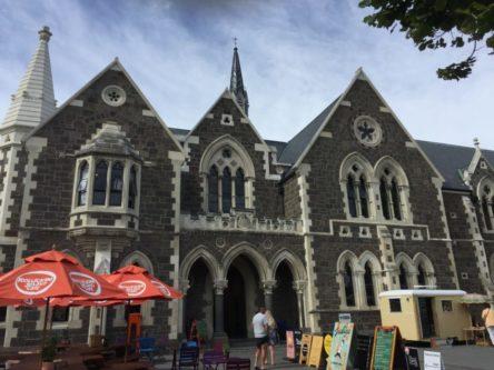 アートセンター (The Arts Centre of Christchurch)